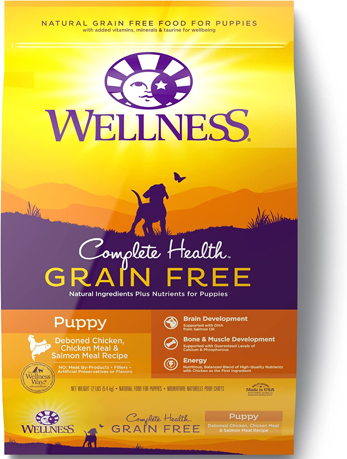 Merrick Grain Free Senior Dry Dog Food Recipe