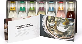 Q Drinks, Variety Case, 6.7oz Bottle (Pack of 7)