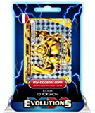 MACKOGNEUR TURBO 60/108 190PV XY12 EVOLUTIONS - Booster de 10 cartes Pokemon francaises my-booster