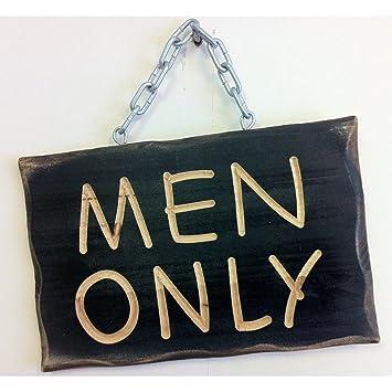 男性のみサイン