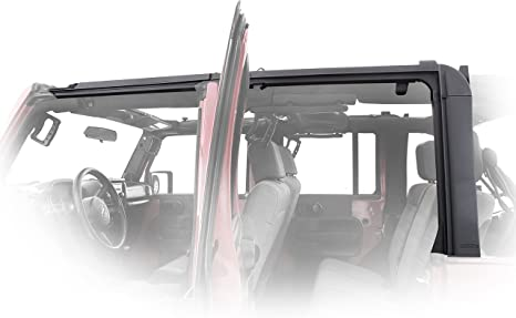 SMITTYBILT OE-Style Bow Assembly SOFT TOP 07-18 FOR Jeep Wrangler UNLIMITED