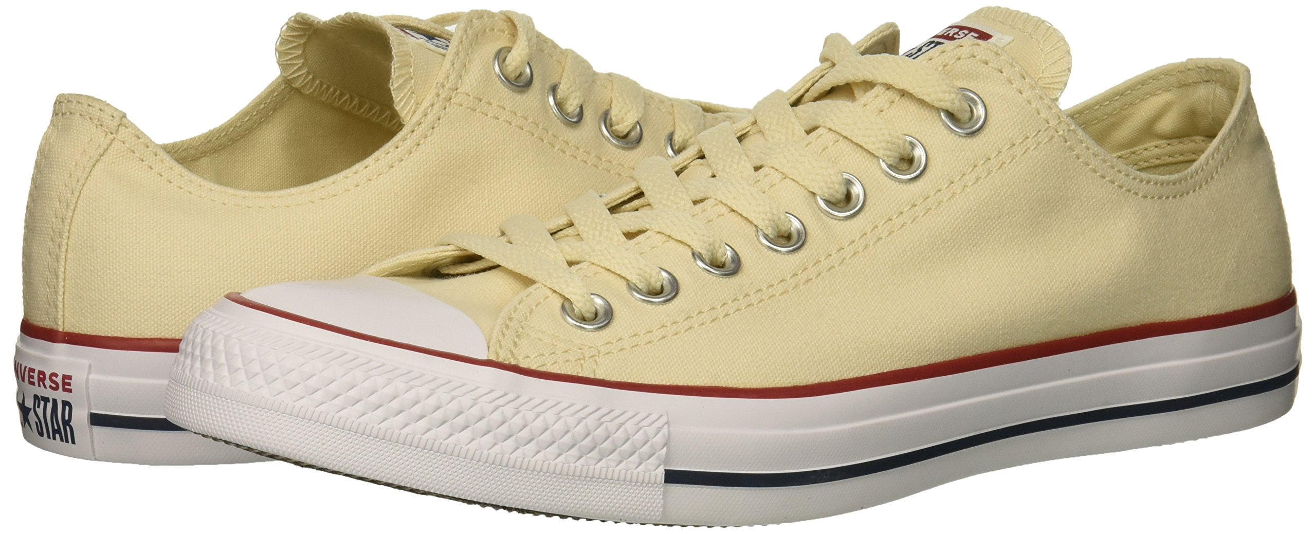 Converse Chuck Taylor All Star Low Top Sneaker, Natural Ivory, 11 M US by Converse (Image #5)