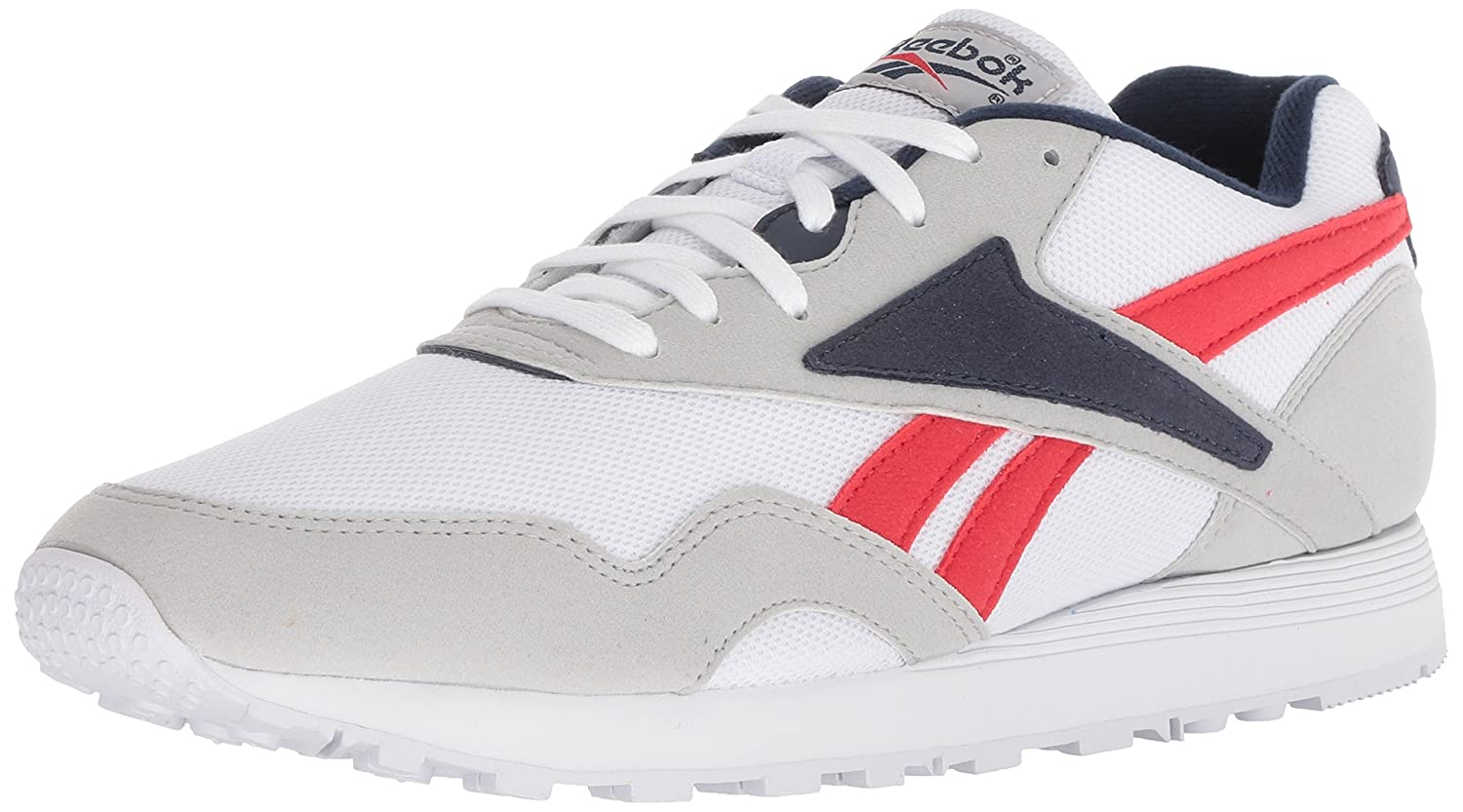 Reebok Men's Rapide B077ZK2KTF 10.5 D(M) US|Skull Grey/White/Collegia
