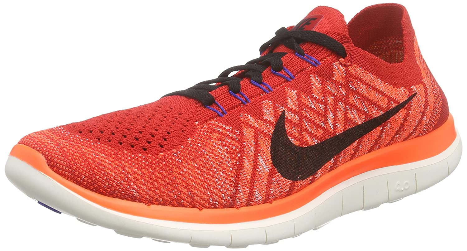 7c4dca6a518a Nike Free 4.0 Flyknit Shoes  Buy Online at Low Prices in India - Amazon.in