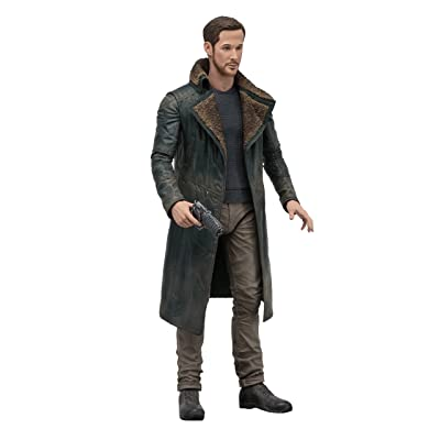 "NECA - Blade Runner 2049 - 7"" scale action figure - series 1 Officer K: Toys & Games"