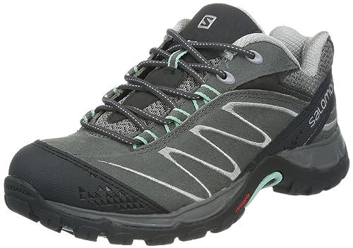 Salomon Ellipse LTR - Zapatillas de Senderismo Mujer: Amazon.es: Zapatos y complementos