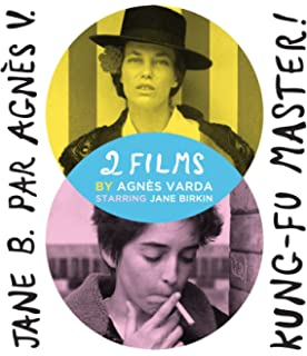 Jane B. Par Agnès V. / Kung-Fu Master! [Blu-