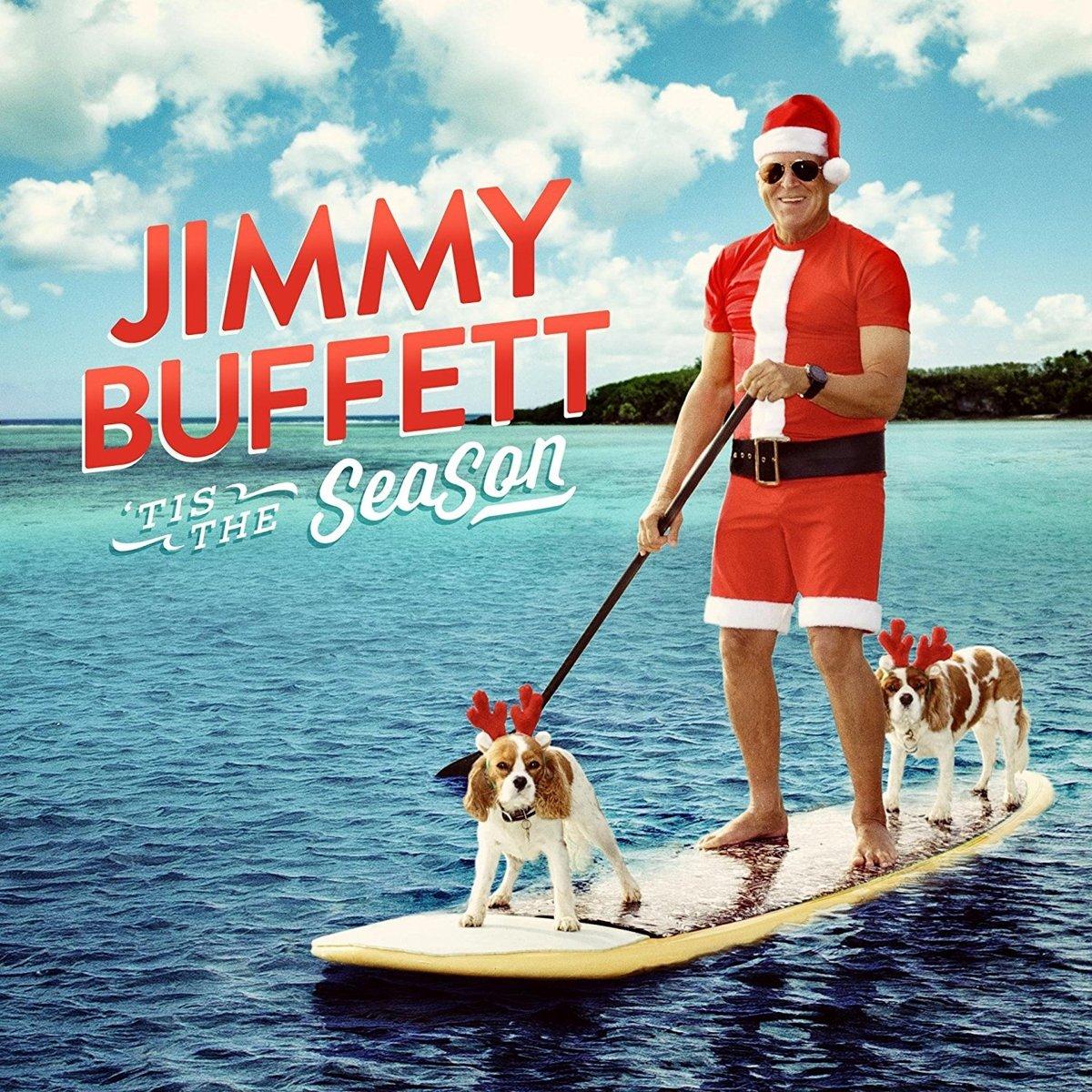 amazon tis the season jimmy buffett クリスマス 音楽