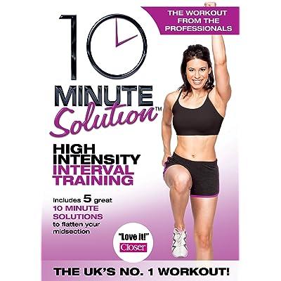 10 Min Solution Hiit [Edizione: Regno Unito] [Import anglais]