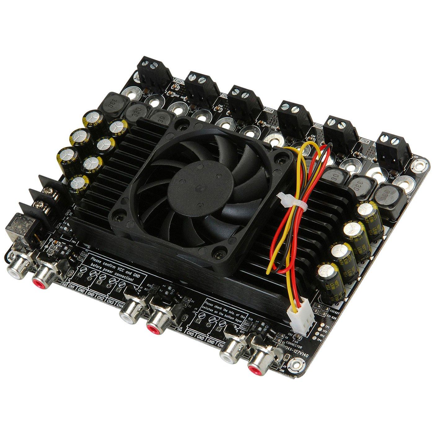 Sure Electronics AA-AB34181 6x100W TDA7498 Class-D Amplifier Board