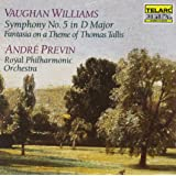 Symphony No. 5 in D Major / Fantasia on a Theme of Thomas Tallis