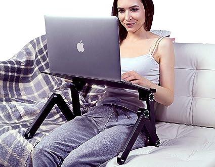 Amazon Com Alexbasic Portable Laptop Stand Kapoo Portable Laptop