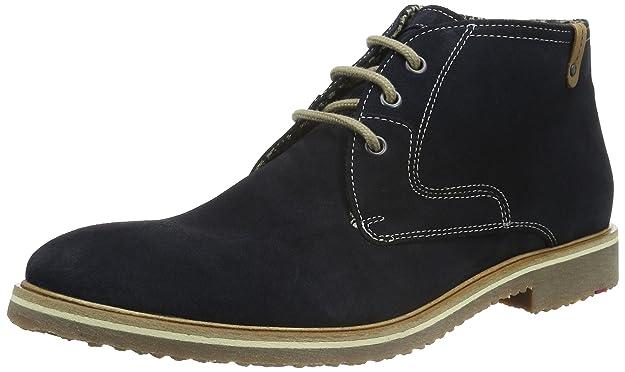Speed, Desert Boots Homme, Noir (Schwarz/Sand 2), 42.5 EULloyd