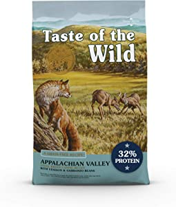 Taste of the Wild Dry Dog Food With Roasted Venison for Small Breeds