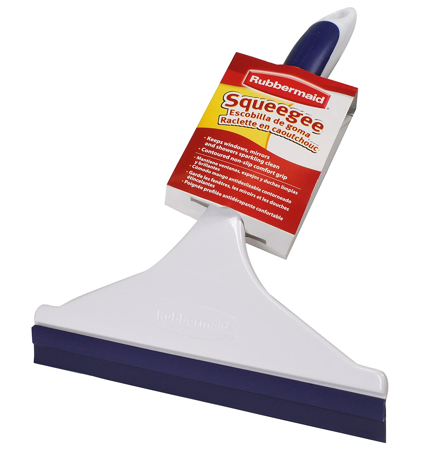 Rubbermaid FG6C0800 Comfort Grip Squeegee Cleaning Brush