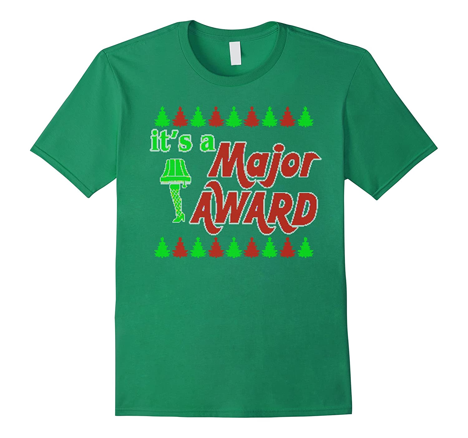 It\'s a Major Award Ugly Knit Christmas Sweater design Tshirt-ANZ ...