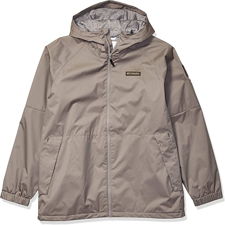 Columbia 哥伦比亚 Helvetia Heights 防风透气保暖 户外男式连帽夹克 S码2.9折$29.13 海淘转运到手约¥265