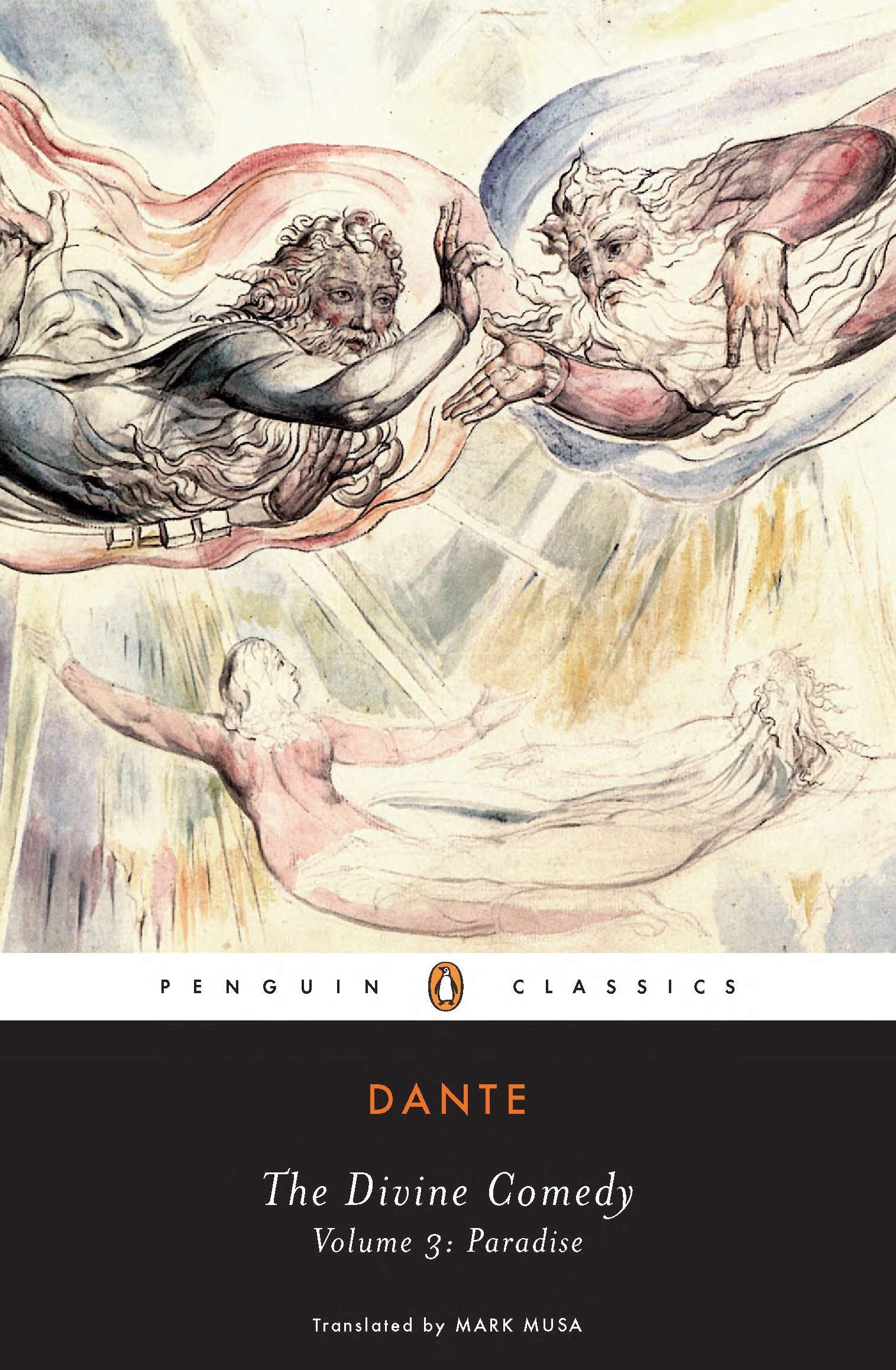 The Divine Comedy, Vol. 3: Paradise by Penguin Books