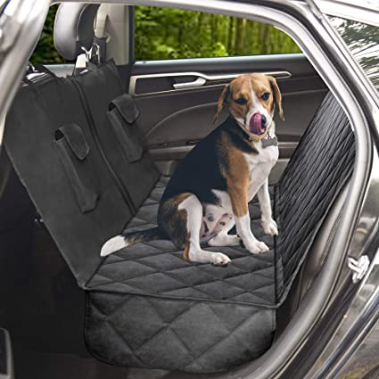 Miraculous Jaco Protectpro Dog Car Seat Cover Heavy Duty Waterproof And Scratch Proof Back Seat Protector Travel Pet Hammock For Car Truck And Suv Frankydiablos Diy Chair Ideas Frankydiabloscom