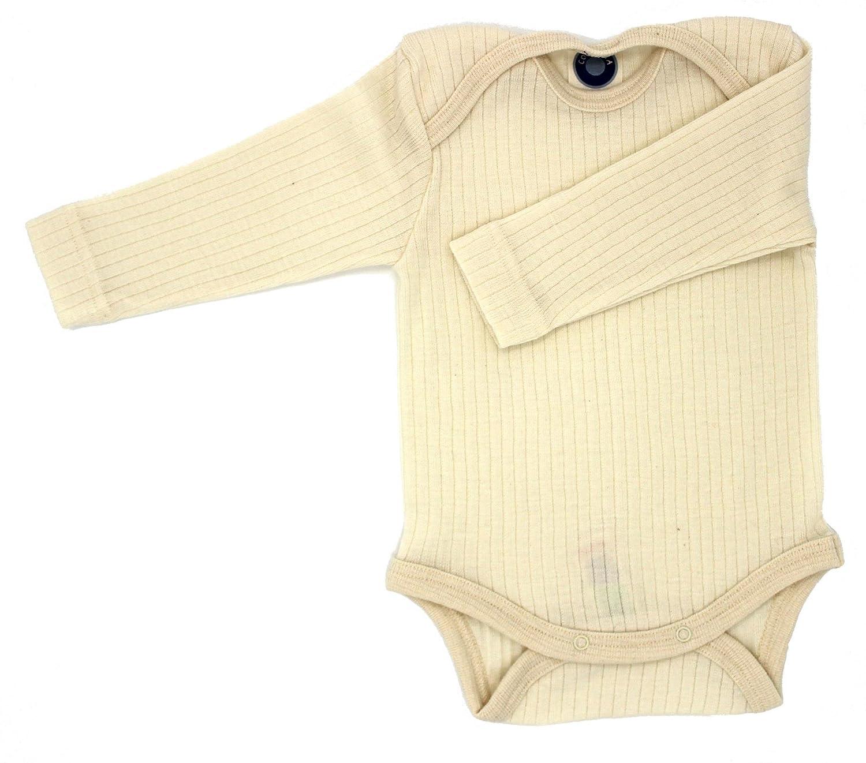 Cosilana body body spéciale qualité, 45 % coton bio, 35 % laine, 20 % soie 45 % coton bio 35 % laine 20 % soie