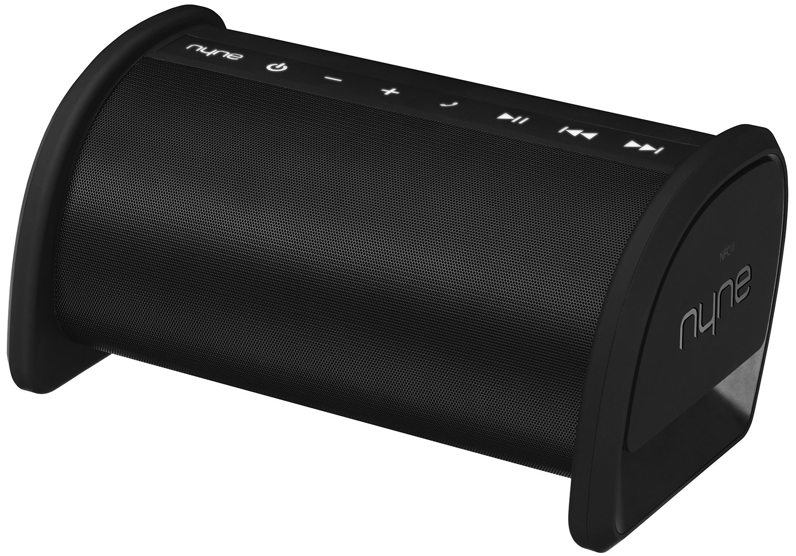 NYNE Multimedia BassPro NYNE Bass Pro Splashproof Portable Bluetooth Speaker (100 ft. Range)