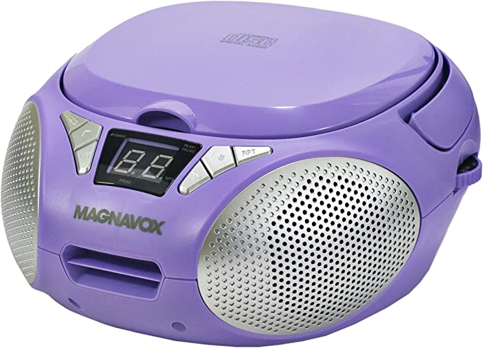 The Best Radio Cd Players For Home In Purple