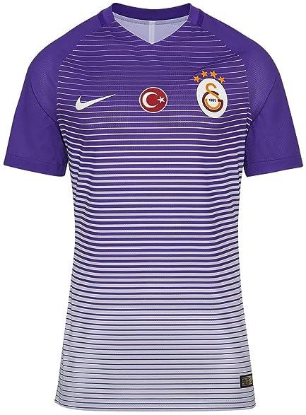 Galatasaray Istanbul Third Jersey purple Shirt 3rd Nike 2016-2017 (L)