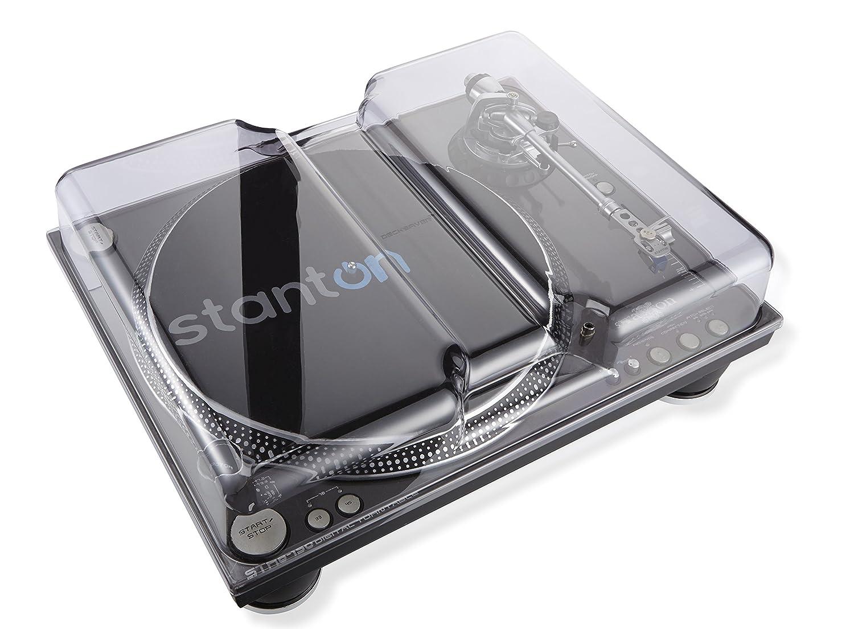 DECKSAVER デッキセーバー ダストカバー dust cover DS-PC-STR8ST150 【 STANTON ST150 / STR8.150 】 ( DSPCSTR8ST150 ) B00GNFZK56