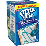 Pop-Tarts Toaster Pastries, Frosted Blue Raspberry, 8 Count