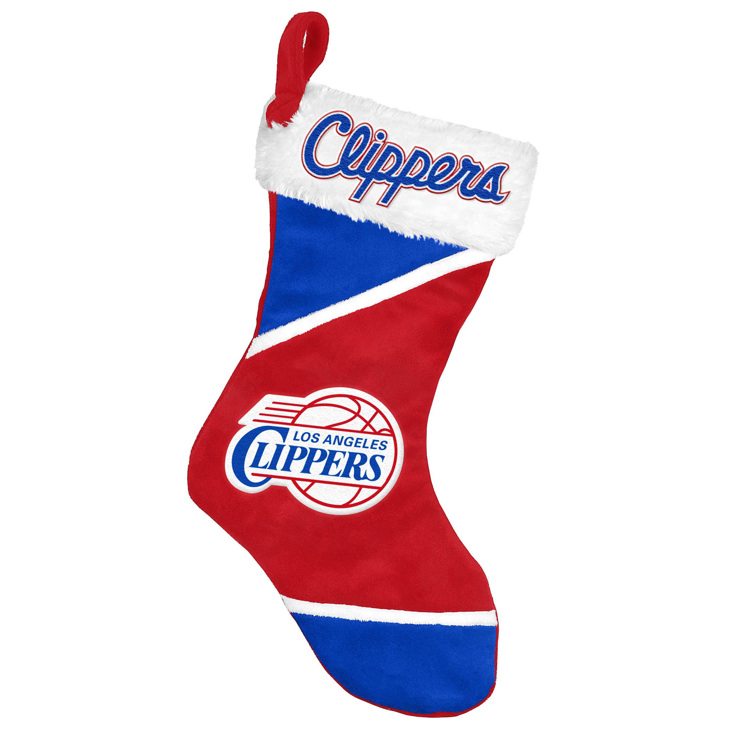 FOCO Los Angeles Clippers 2014 Colorblock Stocking