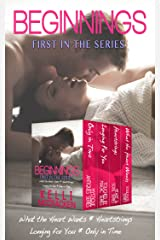Beginnings: (First in the Series Romance Boxed Set)