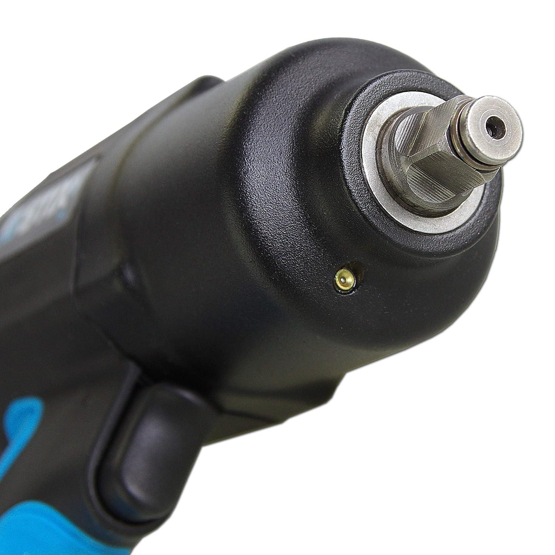 Druckluft Schlagschrauber 1500Nm 1//2 mit Steckschl/üssel N/üsse 19mm 21mm Pneumatisch Druckluftschrauber