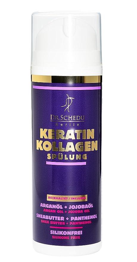 126 opinioni per Balsamo alla cheratina e collagene- contiene Olio di argan e olio di jojoba-
