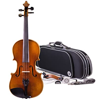 Fiddlerman Artist Violin 1/2 Outfit