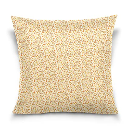 Amazon Throw Pillow Covers With Zipper Decorative Pillowcase Inspiration Zippered Decorative Pillow Covers