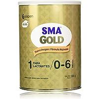 Sma Gold Etapa 1 Formula para Lactantes en Polvo 0-6 Meses, 900 g