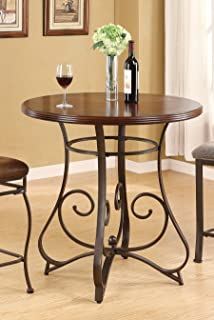 Exceptionnel ACME 96064 Tavio Bar Height Table