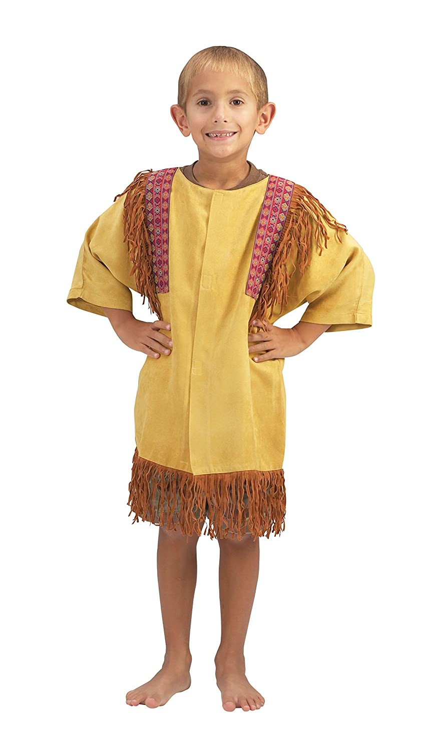 Brand New World CIB702 Multi-Cultural Dress Ups, Plains Region Indian Shirt