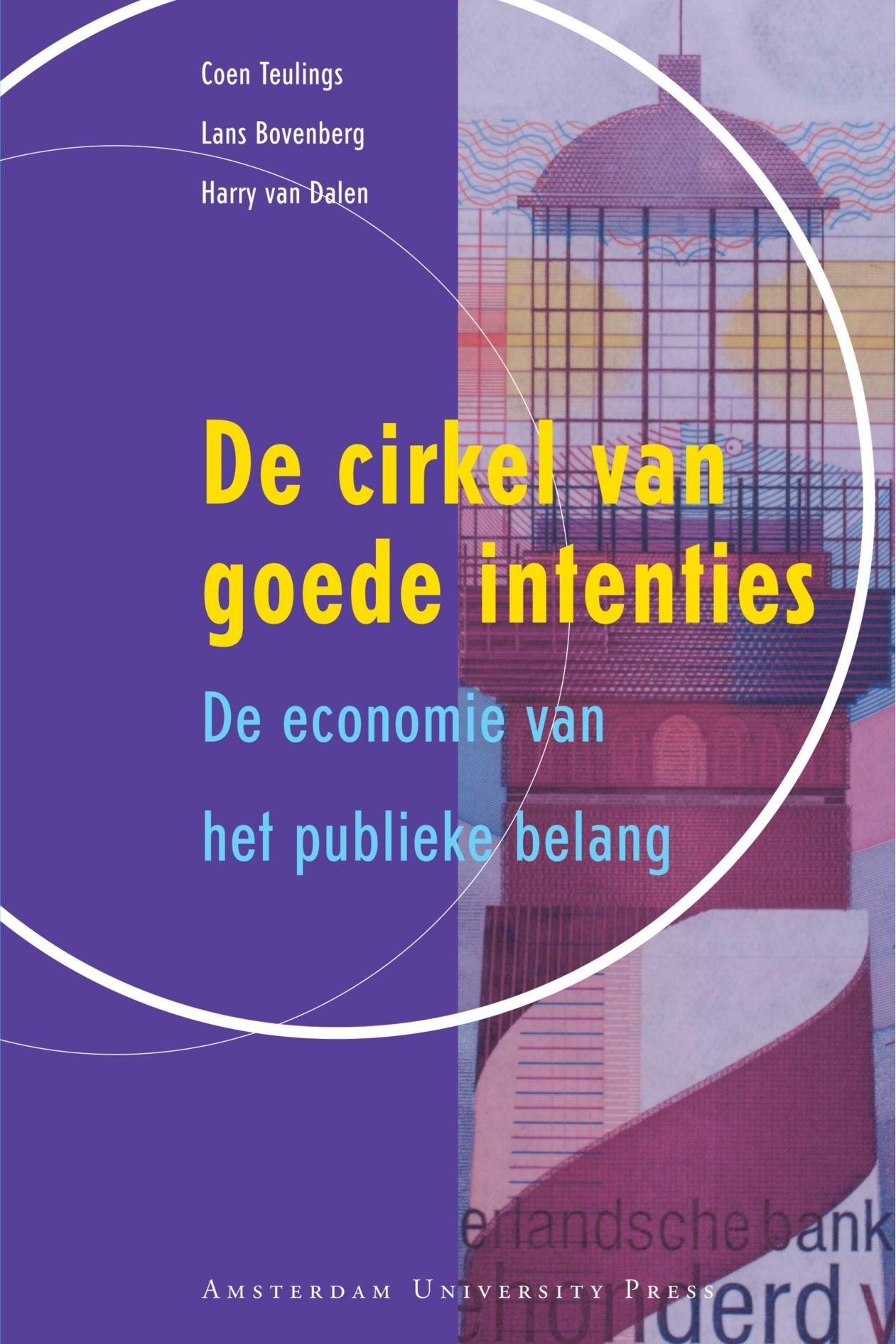 Download De Cirkel van Goede Intenties: De Economie van Het Publieke Belang (Dutch Edition) pdf epub