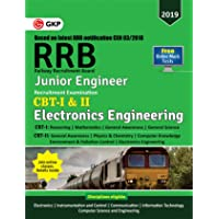 RRB (Railway Recruitment Board) 2019 - Junior Engineer CBT -I & II - Electronics Engineering