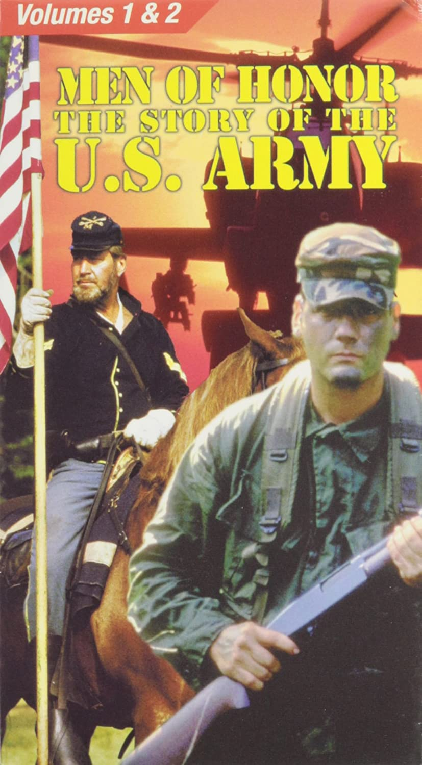 Men of Honor: Story of the Us Army VHS