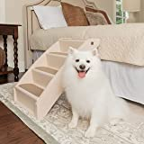 PetSafe CozyUp Folding Pet Steps, Foldable Steps for Dogs and Cats, Best for Small to Large Pets