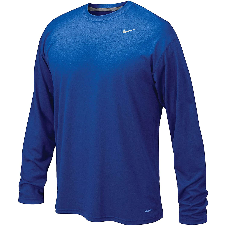 ea6263bd34 NIKE Men s Legend Long Sleeve Tee at Amazon Men s Clothing store  Athletic  Shirts