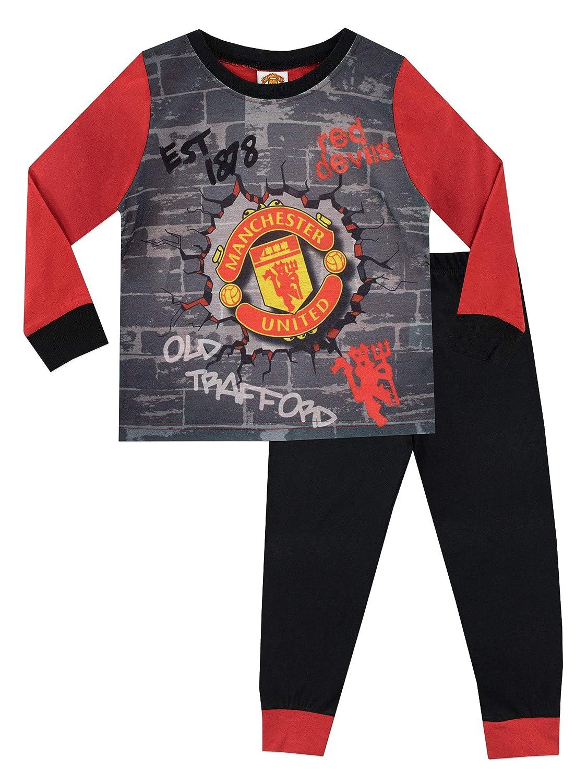 Boys Football Club Pyjamas Manchester United F.C
