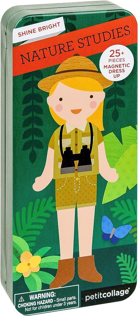 16495 Apli kids Mehrfarbig Dress Up Magnetspiel