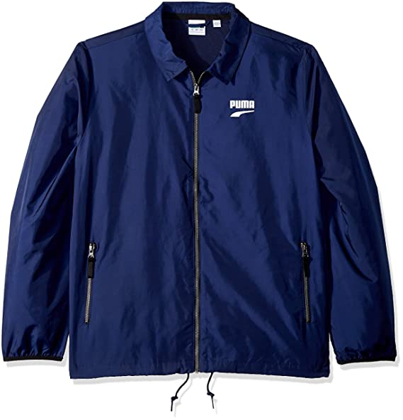 Amazon.com: PUMA Downtown - Chaqueta para hombre: Clothing
