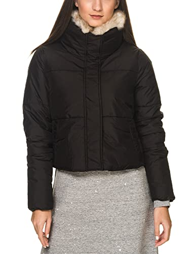 Only Women's Naja Women's Jacket In Off-White 100% Polyester