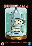 Futurama: Seasons 1-4 [Edizione: Regno Unito] [Import anglais]
