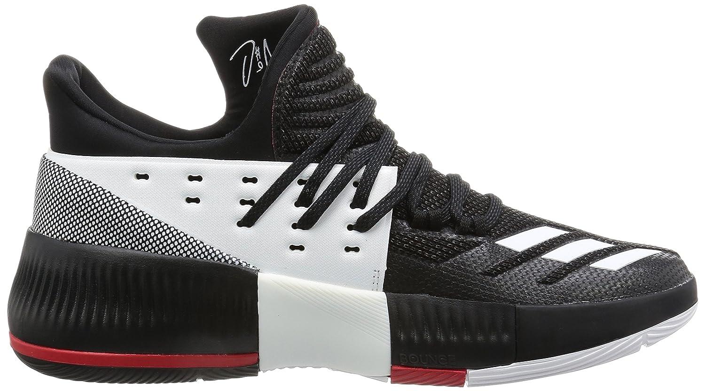 adidas Herren D Lillard 3 Basketballschuhe Noir