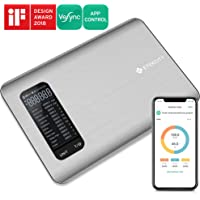 Etekcity Smart Nutrition Food Scale, Digital Kitchen Grams and Ounces for Weight Loss, Baking, Cooking, Meal Prep & Keto…